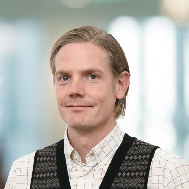 Einar Thor Ingolfsson