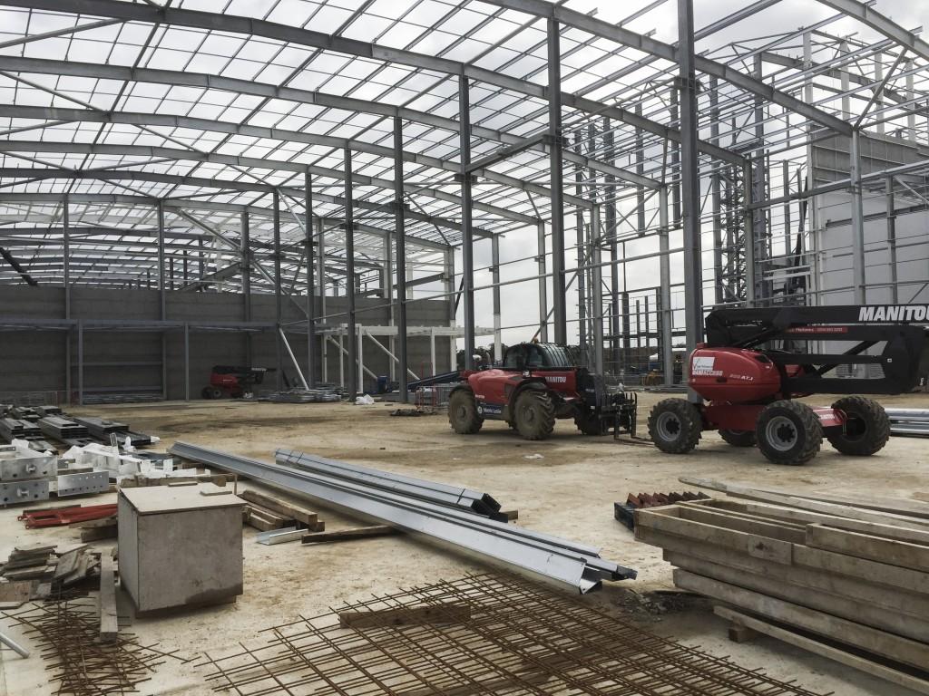 snetterton steel construction