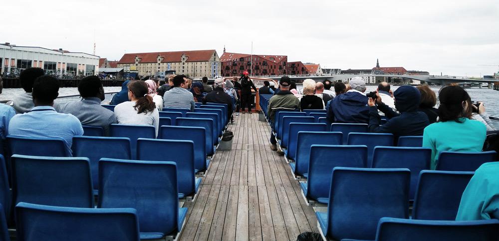 Tour bridges of Copenhagen