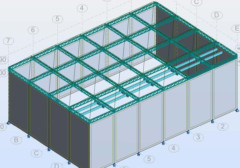 sitecover FE model