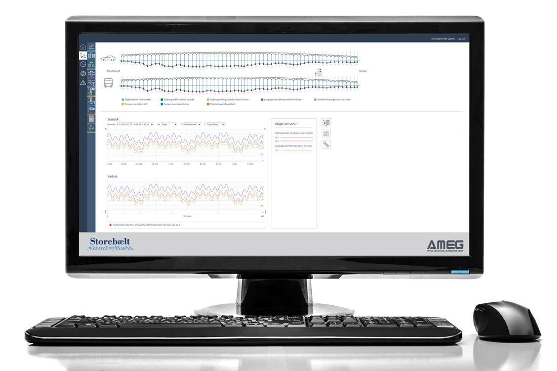 storebæltsbroen great belt bridge monitoring software
