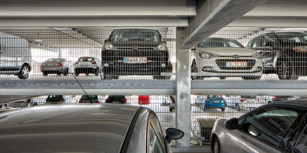 herlev hospital parkeringshus