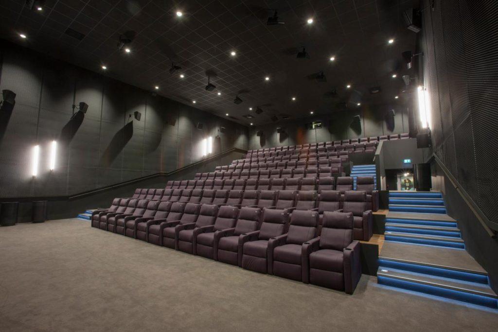 bigbio nordhavn biograf sal recliner