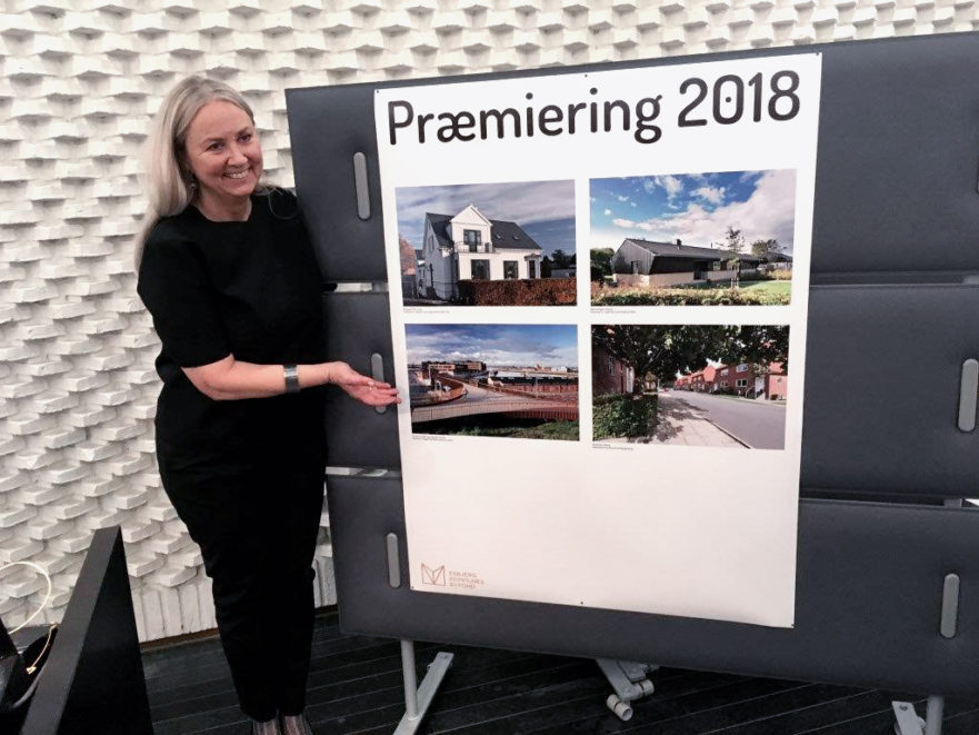 Landgangen award pris Esbjerg Byfond