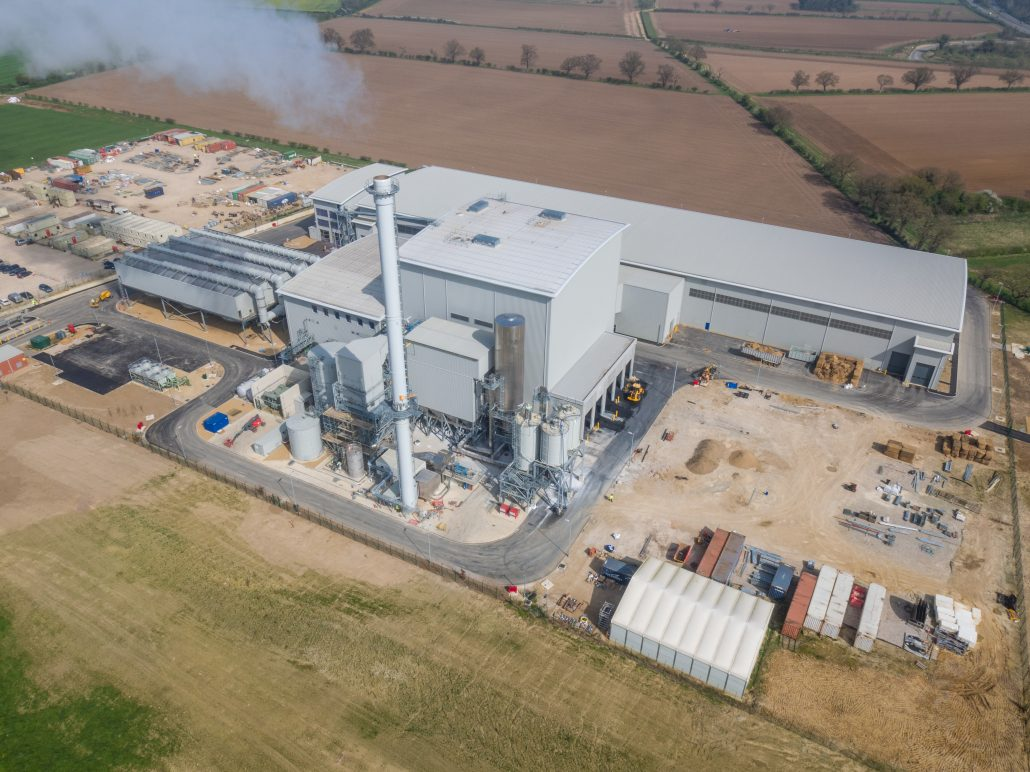 snetterton Renewable Energy Plant