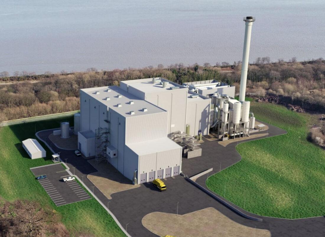 Hooton bio power plant