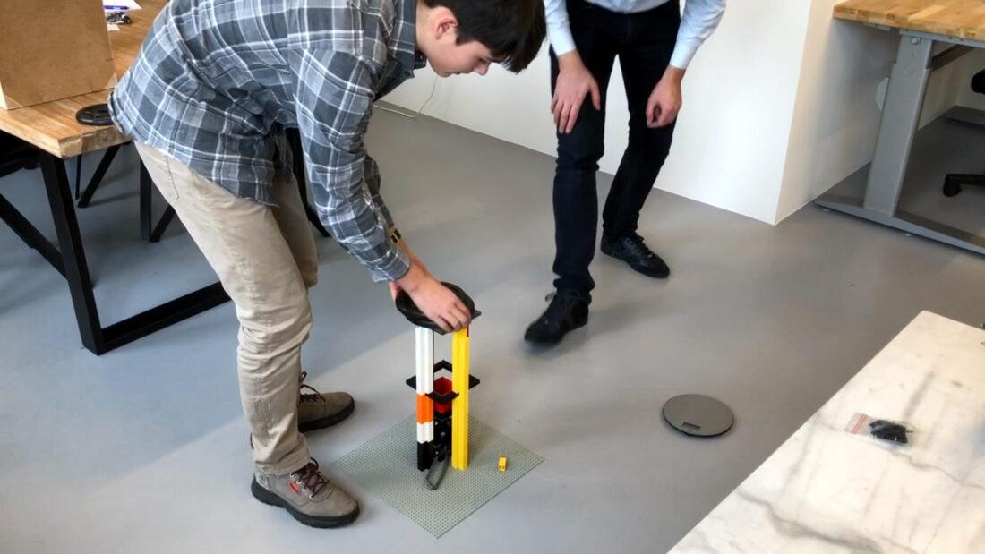 erhvervspraktik ingeniør lego
