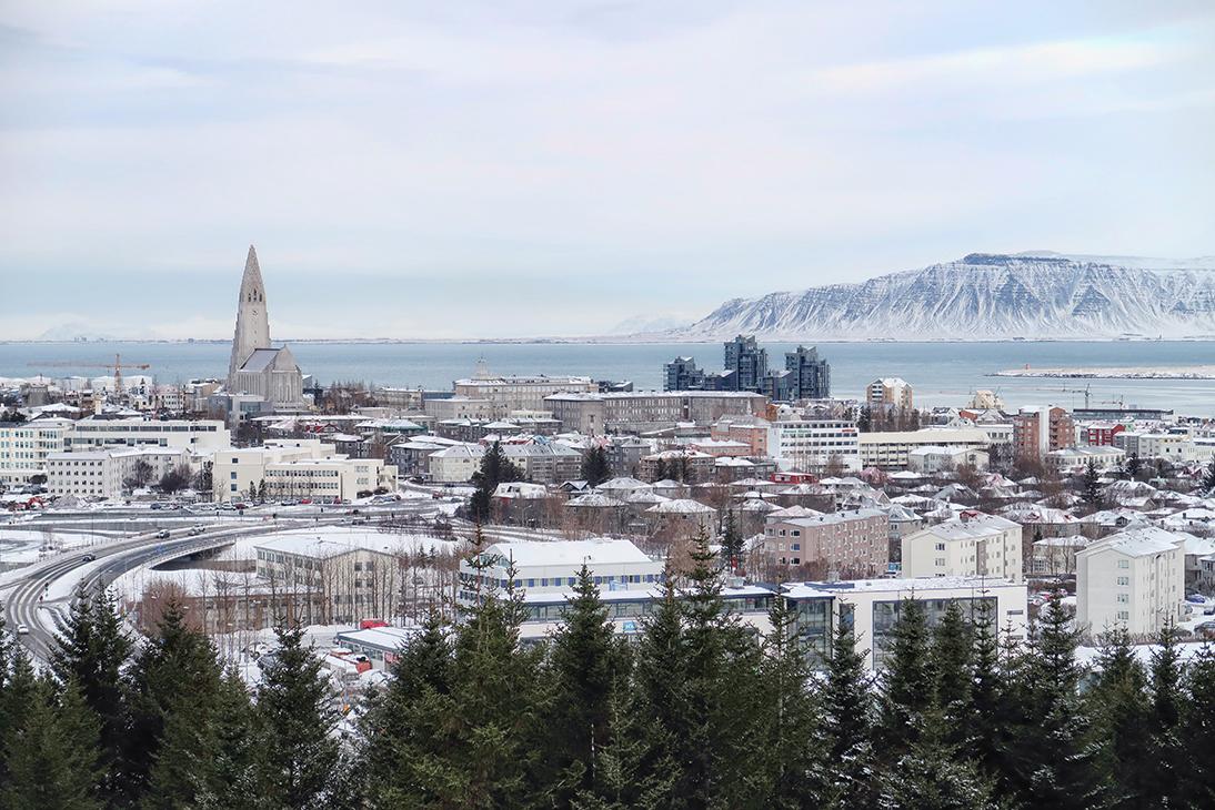 perlan reykjavik island