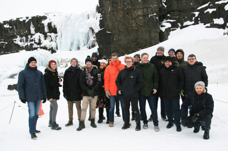 engineering study trip iceland