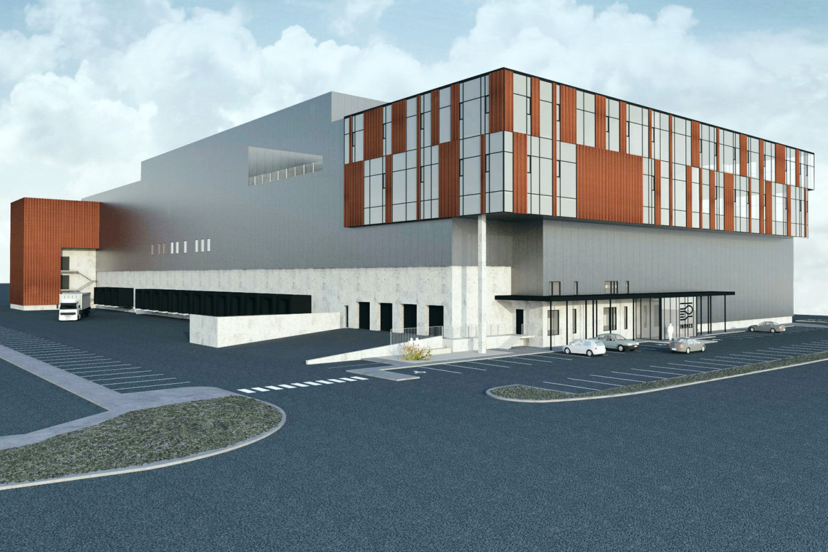 consulting engineers industry industrial buildings