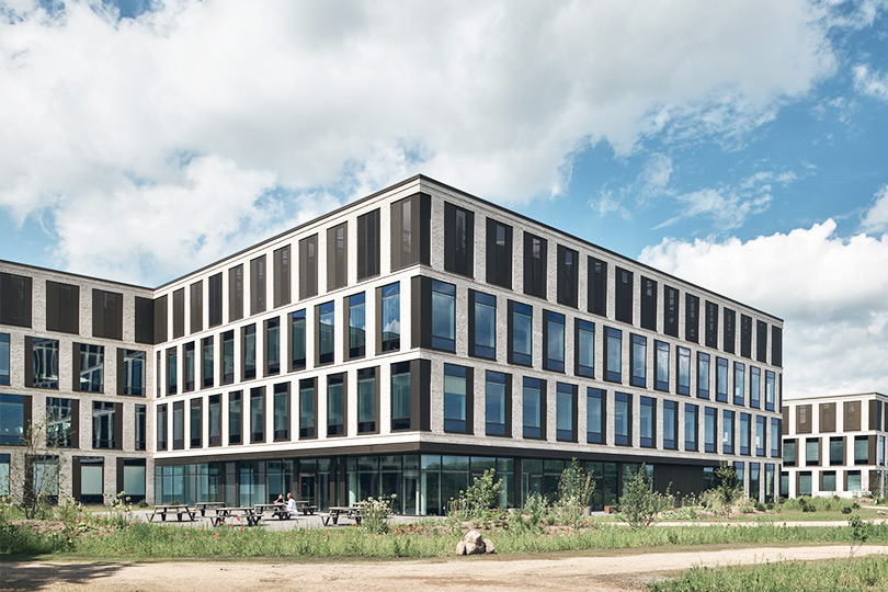 novozymes innovation campus composite structures
