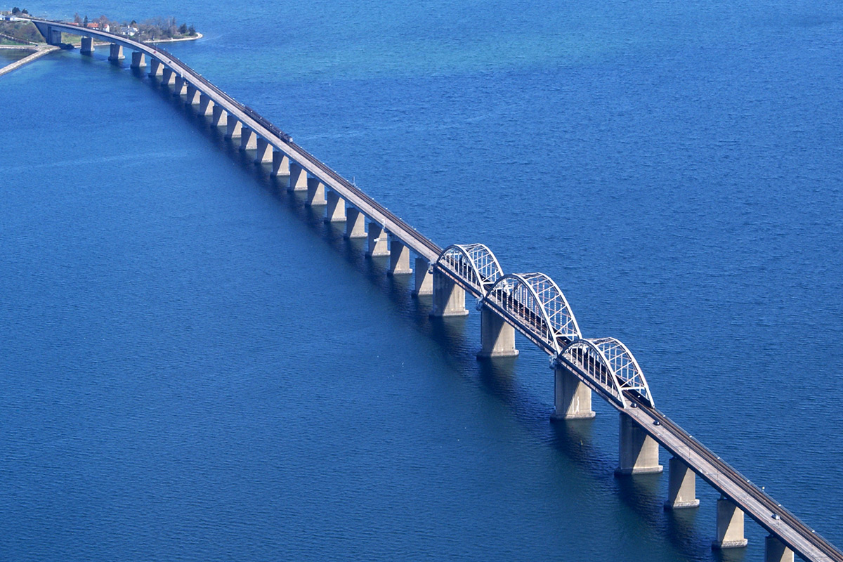 nedetid bro