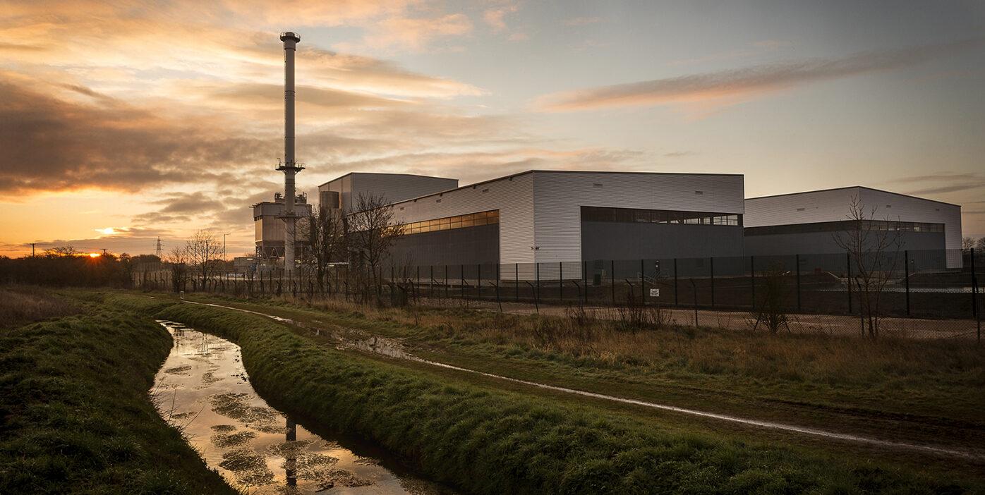 Brigg Renewable Energy Plant